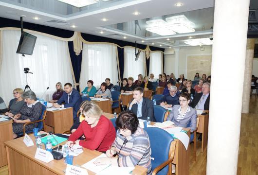 msm jpg  Сотрудники Контрольно счетной палаты города Брянска приняли участие в семинаре совещании